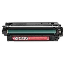 Картридж CF033A (Заправка картриджа + чип) для принтеров HP Color LaserJet Enterprise CM 4540, пурпурный (12500 стр.)