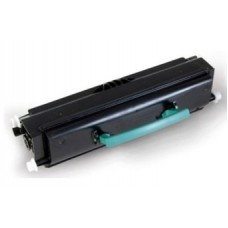 Картридж E250A11E (Заправка картриджа+чип) для принтеров Lexmark E250/ E350/ E352, черный (3500 стр.)