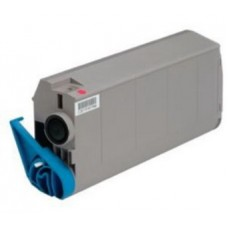 Картридж 41304286 / 41304210 (Заправка картриджа + чип) для принтеров OKI C7200/ C7400, пурпурный (10000 стр.)