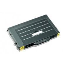 Картридж CLP-500D5Y (Заправка картриджа) для принтеров Samsung CLP-500/ 550, желтый (5000 стр.) (с чипом)