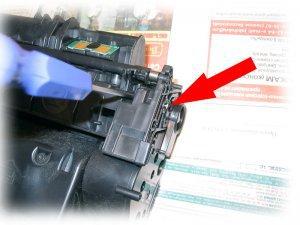 Заправка лазерного картриджа HP Q5949A для принтеров HP LaserJet 1160, 1320, 3390aio, 3392aio своими руками